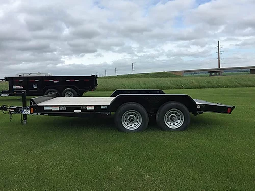"2014 Diamond C 82"" x 14' Equipment Trailer"
