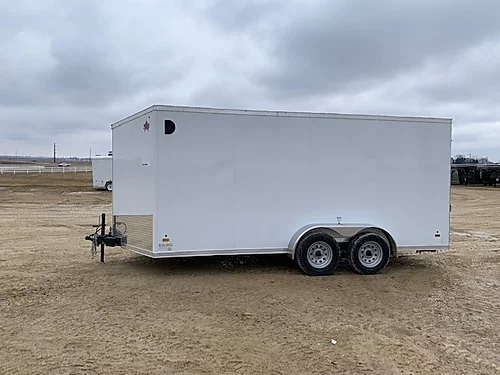 US Cargo 2020 7x16 7K Enclosed Cargo Trailer