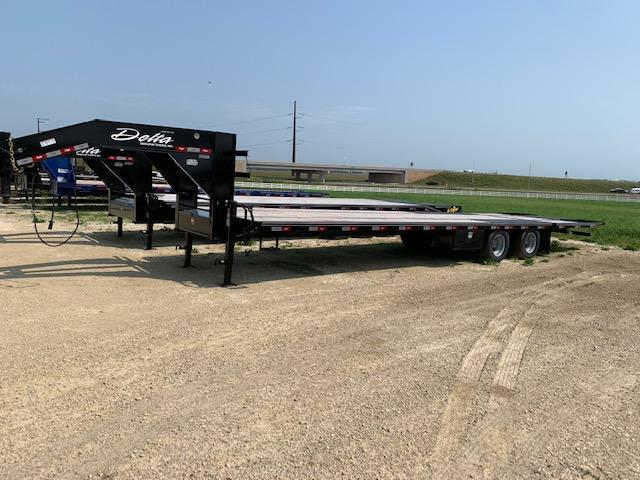 Delta Manufacturing 2020 34' GN Flatbed