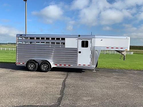 2020 4-Star Runabout Stock/Combo Trailer