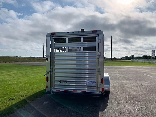 4-Star 2020 Runabout Stock/Combo Trailer