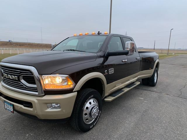 2017 Ram Laramie Longhorn Truck