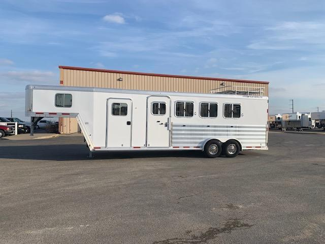 2013 Featherlite 4H GN Horse Trailer