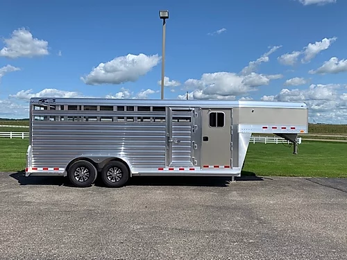 4-Star 2020 Deluxe Stock/Combo Trailer