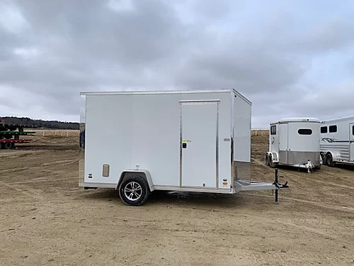 2019 Amera-Lite 6x12 Single Axle Enclosed Cargo Trailer