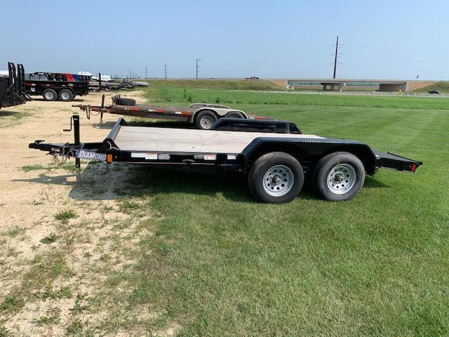 Diamond C 2014 14' GN Flatbed