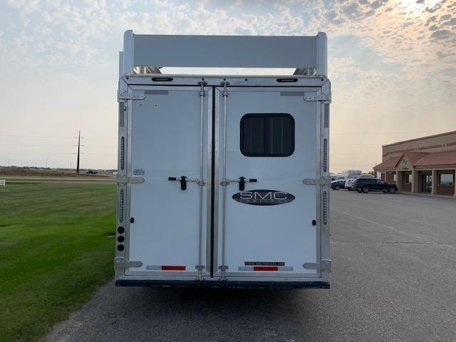 2021 SMC Horse Trailers 3H LQ Horse Trailer