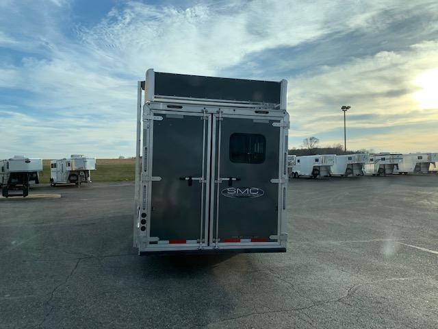 SMC 2021 Horse Trailers 4H LQ Horse Trailer