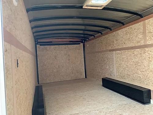US Cargo 2020 8.5x24 10K Enclosed Cargo Trailer