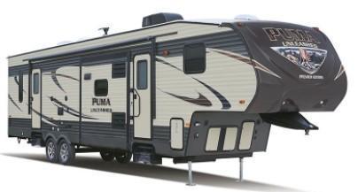 2016 Palomino PUMA 351THSS