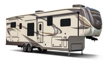 2018 Jayco NORTH POINT 375-BHFS