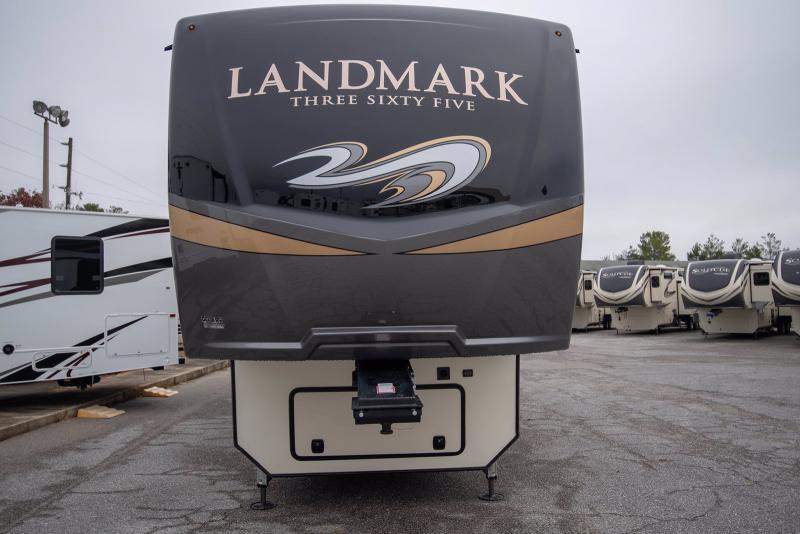 2020 Heartland RV Landmark 365 LM Newport