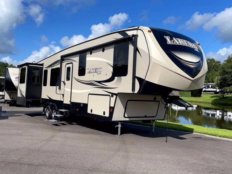 2018 Keystone RV LAREDO 342RD