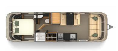 2021 Airstream CLASSIC 30RB