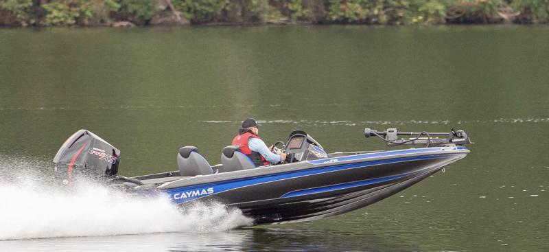 2021 Caymas Boats BASS CX-19