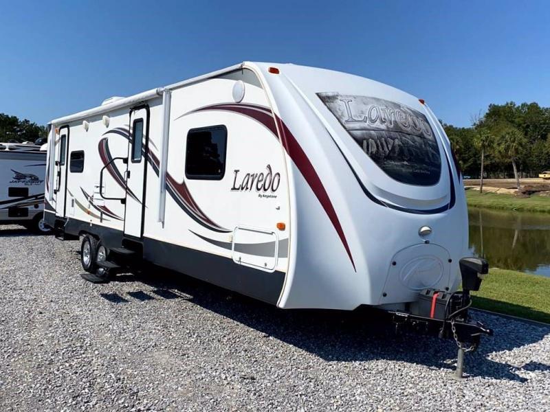 2012 Keystone RV LAREDO 301RL HAP-E