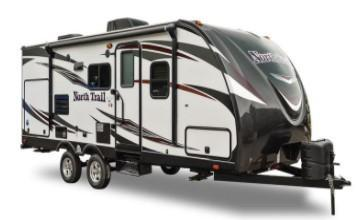 2017 Heartland RV NORTH TRAIL 22FBS