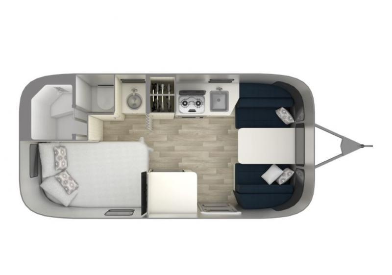 2021 Airstream BAMBI 19CB