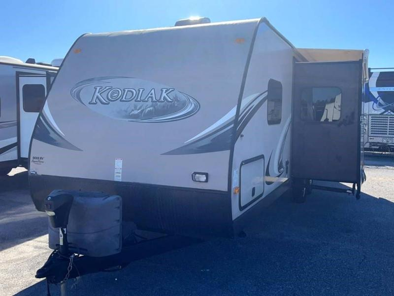 2012 Dutchmen Mfg KODIAK 279RBSL