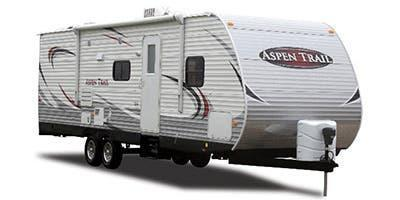 2014 Dutchmen Mfg ASPEN TRAIL 2730RBS
