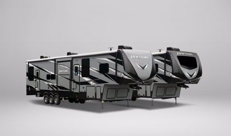 2021 Keystone RV RAPTOR 415