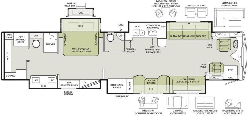 2022 Tiffin Motorhomes PHAETON 44 OH