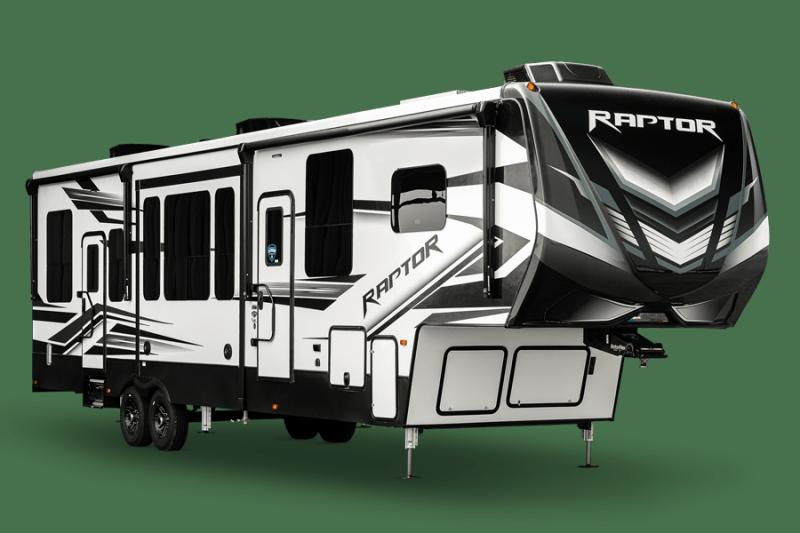 2022 Keystone RV RAPTOR 351