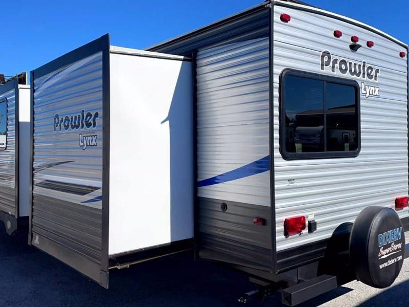 2019 Heartland RV PROWLER 32LX