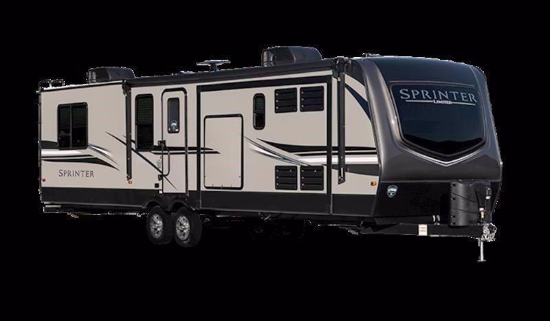 2021 Keystone RV SPRINTER 341BIK
