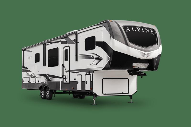 2022 Keystone RV ALPINE 3720MD