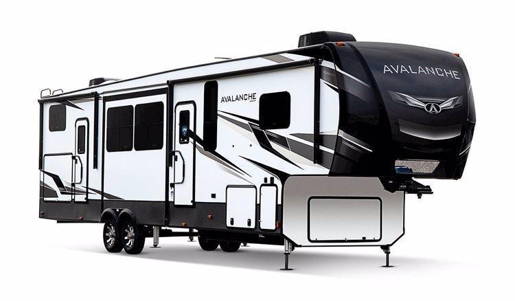 2021 Keystone RV Avalanche 338GK