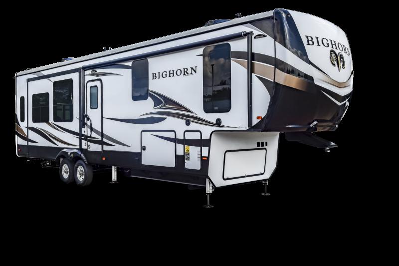 2022 Heartland RV BIGHORN 3870FB