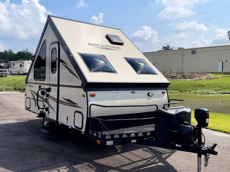 2016 Forest River ROCKWOOD A122BH