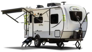 2019 Forest River FLAGSTAFF E PRO 16BH