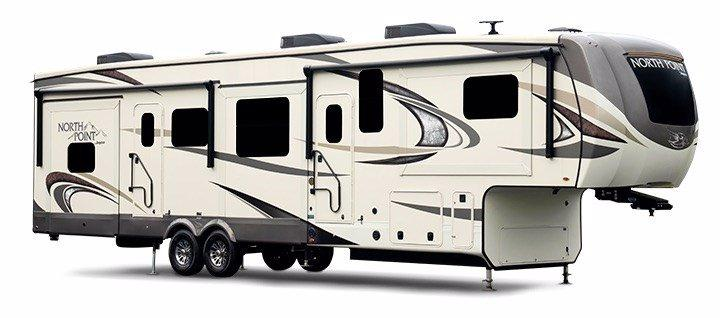 2019 Jayco NORTHPOINT 387RDFS