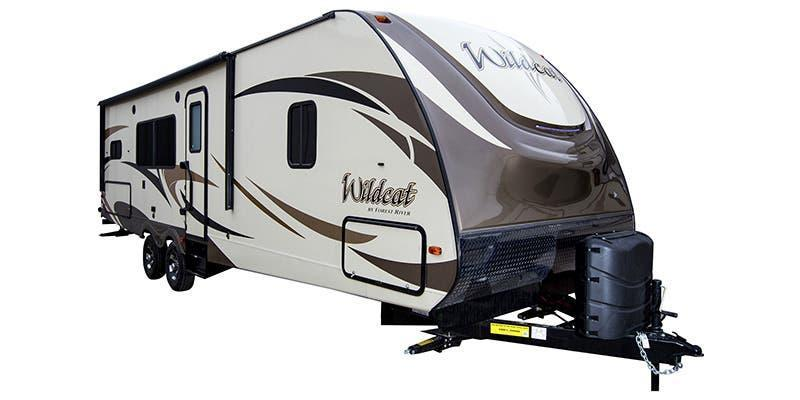2020 Forest River, Inc. WILDCAT 311RKS