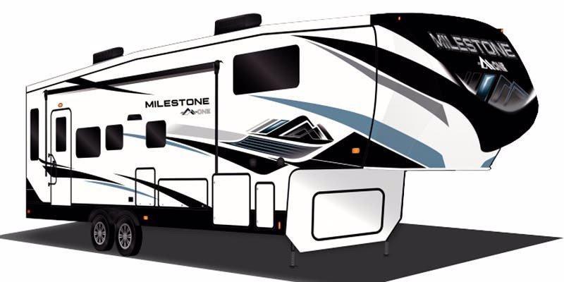 2021 Heartland RV MILESTONE 28BH