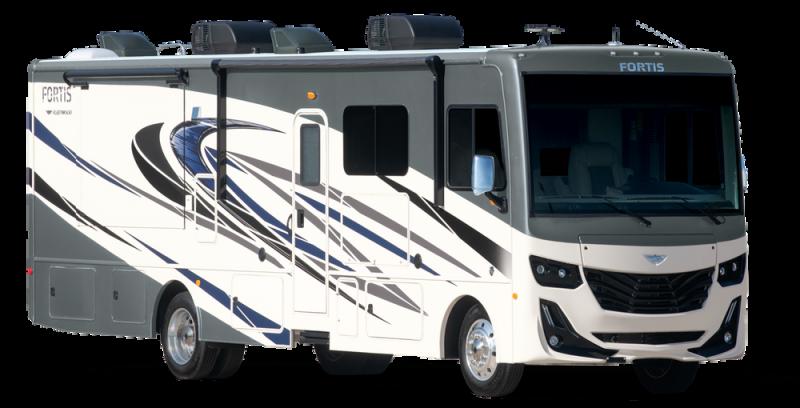 2021 Fleetwood RV FORTIS 33HB
