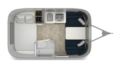2022 Airstream BAMBI 16RB