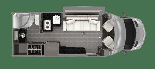 2021 Airstream ATLAS TB