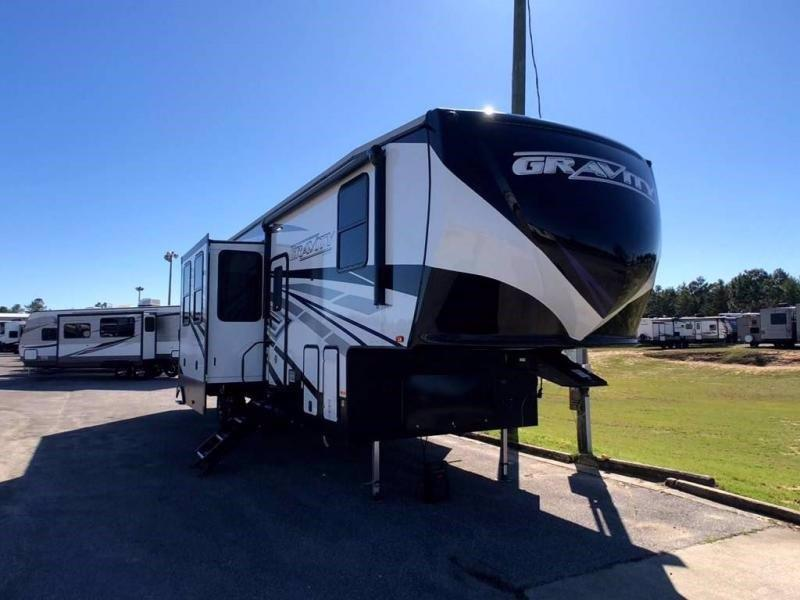 2020 Heartland RV Gravity 3510