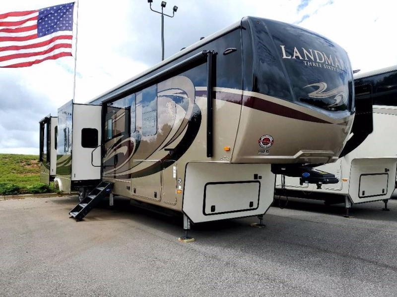 2020 Heartland RV Landmark 365 LM Concord