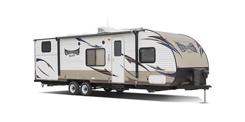 2015 Forest River WILDWOOD 281QBXL