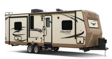 2016 Forest River, Inc. FLAGSTAFF 27BEWS