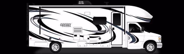 2021 Entegra Coach ODYSSEY 26D