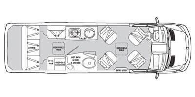 2015 Airstream INTERSTATE LOUNGE
