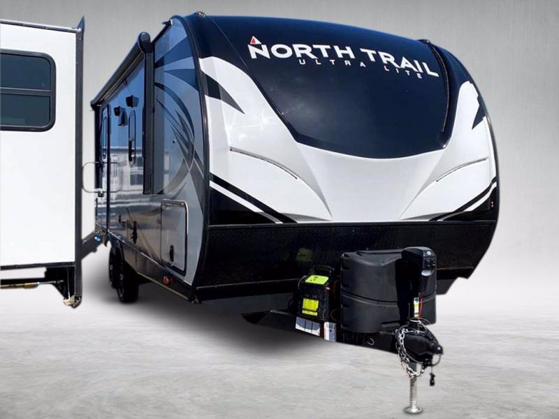 2021 Heartland RV NORTH TRAIL 22CRB