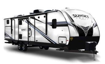 2019 Crossroads RV SUNSET TRAIL SUPER LITE 262BH