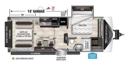 2022 Grand Design RV MOMENTUM 23G