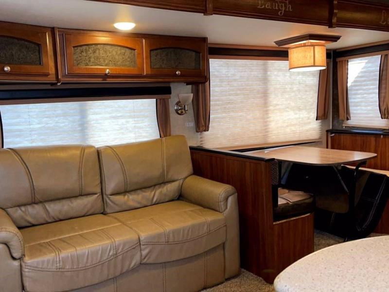 2016 Heartland RV NORTHTRAIL 26LRSS